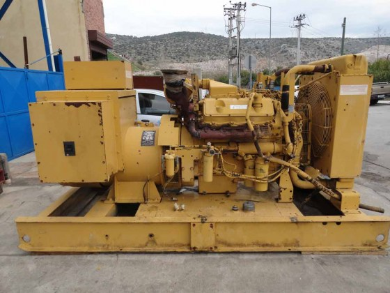 CATERPILLAR DIESEL GENERATOR SET