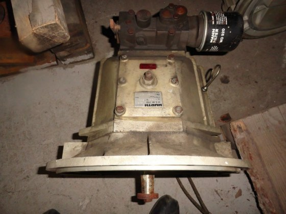 Gearbox HURTH HSW 710
